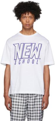 Études SSENSE Exclusive White Unity T-Shirt