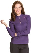 Mizuno Women's BT Body Mapping Running Half Zip 8115420