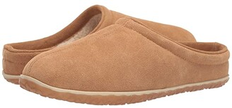 Minnetonka Taylor (Cinnamon) Men's Slippers