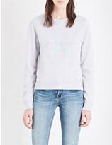 Calvin Klein Hadley cotton-jersey sweatshirt