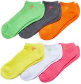 Dunlop 6 Pair Low Cut Socks - Womens