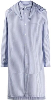 Comme des Garçons Shirt Longline Style Shirt
