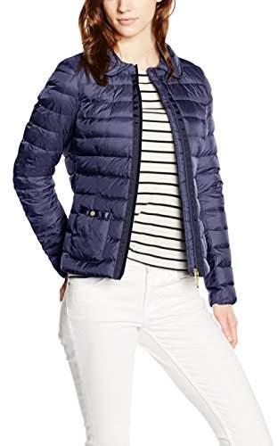 Geox Women Woman Down Jacket Down Jacket,8 (Manufacturer Size: 42)