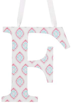 Pottery Barn Kids Printed Letter - F