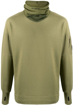 C.P. Company Roll Neck Sweatshirt