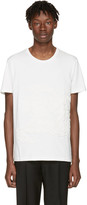 Burberry White Rio T-Shirt