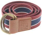 Soul Cal SoulCal Stripe Weave Belt Mens