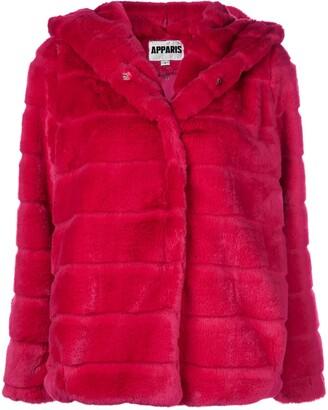 Apparis Goldie faux fur jacket