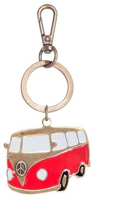 Zimmermann Love Bus Keyring