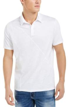 INC International Concepts Inc Men's Fountain Polo Shirt, Created For Macy's