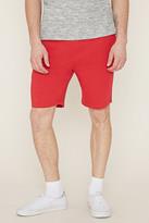 Forever 21 Drawstring Fleece Shorts