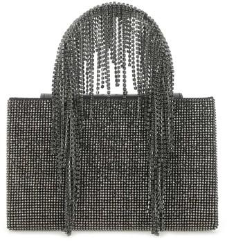 Kara Stud Embellished Tote Bag