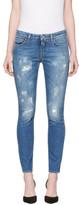 Dolce & Gabbana Blue Pretty Fit Jeans