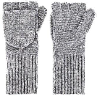White + Warren Pop Top Glove