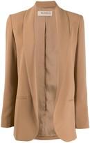 Blanca Vita open front blazer