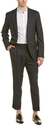 Brunello Cucinelli Wool 2Pc Suit