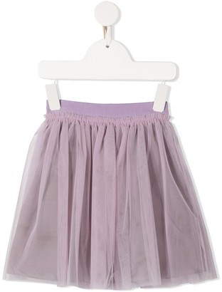 Il Gufo Elasticated Tulle Skirt