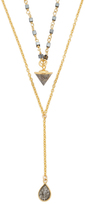 Lacey Ryan Dainty Layer Lariat Necklace