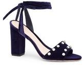 Loeffler Randall Women's Elayna Ankle Wrap Sandal