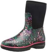 Western Chief Women's Neoprene Waterproof Mid Snow Boot