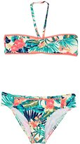 Roxy Jungle Poem Bandeau Bikini