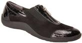 Ros Hommerson Black Nadia Suede Sneaker