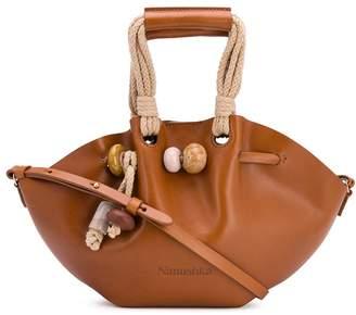 Nanushka Rope Handle Tote Bag