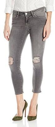Mavi Jeans Women's Serena Petite Super Skinny Low Rise
