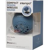 Bluetooth Ball Speaker Grey