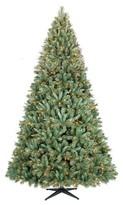 Philips 9ft Pre-Lit Artificial Christmas Tree Balsam Fir - Clear Lights