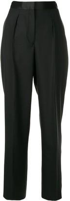 Officine Generale High Waist Trousers