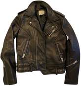 IRO Fall Winter 2019 Black Leather Jackets