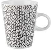 MUURLA Patterned Porcelain Mug