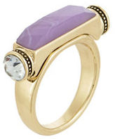 Laundry by Shelli Segal Abbot Kinney Stone Inlay Ring