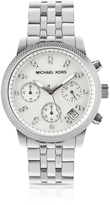 Michael Kors Silver Jet Set Watch
