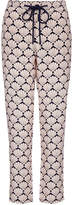 Markus Lupfer Shell Star Marianne Silk Jogging Trousers