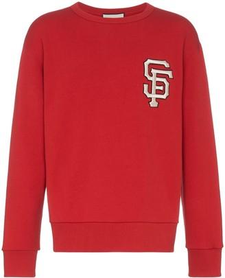 Gucci San Francisco Giants Logo Sweatshirt