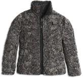 The North Face Girls' Reversible Fleece to Puffer Jacket - XXS-XL