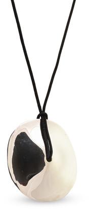 AGMES Large Cora Pendant Necklace