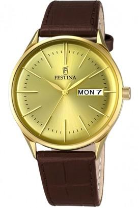 Mens Festina Retro Watch F6838/2