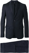 Fendi single-breasted suit - men - Polyester/Acetate/Cupro/Virgin Wool - 50