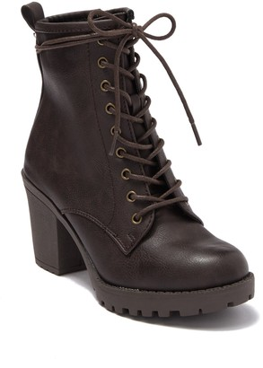 Zigi Kourtlan Lace Up Ankle Boot