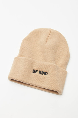 Urban Outfitters Phrase Beanie