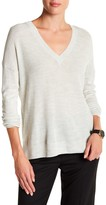 J.Crew J. Crew V-Neck Wool-Blend Sweater