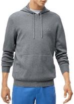 Lacoste Milano Stitch Cotton Hoodie Sweater