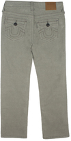 True Religion Gray Geno Pants - Toddler & Boys