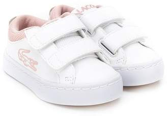 Lacoste Kids touch-strap sneakers