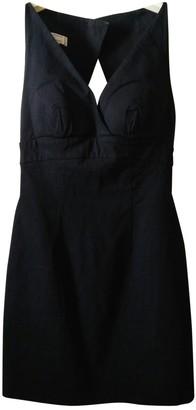 Philosophy di Alberta Ferretti Black Cotton Dress for Women