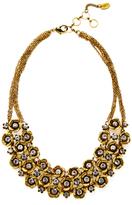 Amrita Singh Eliza Floral Bib Necklace