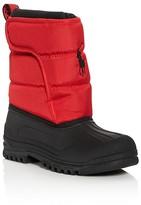 Ralph Lauren Unisex Hamilten II EZ Cold Weather Boots - Toddler, Little Kid